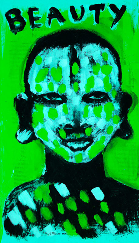 Beauty (green)
