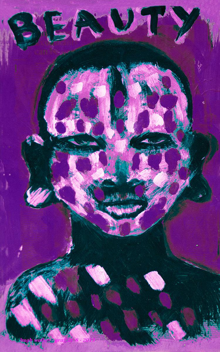Little Beauty (purple)